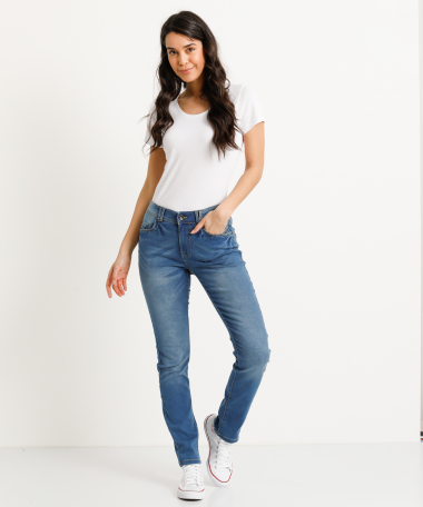 Slim fit jeans Lucy